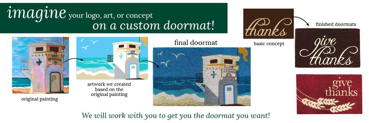 Custom Doormats