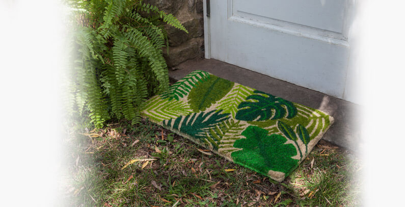 Tropical Doormat