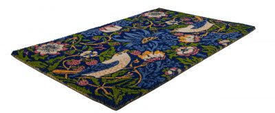 Victoria and Albert Museum Strawberry Thief Large Coir Doormat